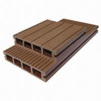 Wholesale Outdoor WPC Decking Anti-worm with Eco-Friendly from china suppliers