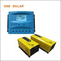 Wholesale Blue 10A 12V solar pwm charge controller in bangladesh , pwm battery charger from china suppliers