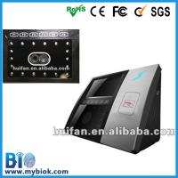 Wholesale Advanced Face+RFID time attendance & access control terminal Bio-FR201 from china suppliers