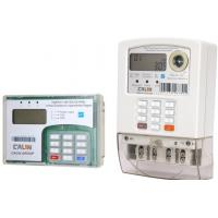 Wholesale Footprint  Private Wireless Electricity Meter with CIU UIU , STS Prepaid Meters from china suppliers