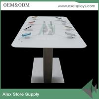 Furniture for mobile phone shop mobile display stand display table
