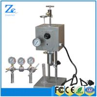 Buy cheap GGS42-2 HPHT high temperature and high pressure filtration instrument from wholesalers