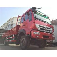 Wholesale Truck Cargo Heavy Duty Lorry 8 Tons , Small Moving Truck For Transportation from china suppliers