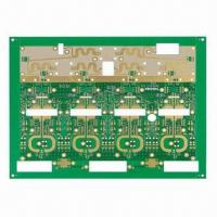 Wholesale Multi-layered PCB with 10 Layers Circuitry, Weighty Copper from china suppliers
