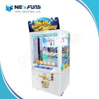 Wholesale Golden Key Gift Vending Machine NF-P23, Game Vending Machines On Sale,Coin Operated Games from china suppliers