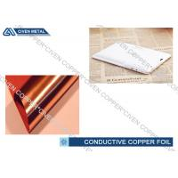 Quality Electronic Conductive Copper Foil 9 Mic - 12 Mic For li-ion Battery for sale