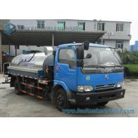 Wholesale Furuika 2 Axles 4000 L Bitumen container semi trailer Dongfeng Chassis from china suppliers