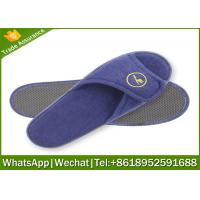 Buy cheap Aviation slippers,airline slipper,Customized Disposable Airline slipper from wholesalers