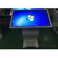 Wholesale White Multi Point IR Touch LCD Touch Screen Information Kiosk 55 Inch from china suppliers