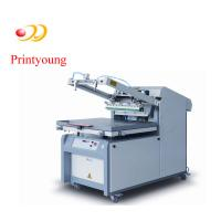 Wholesale Semi - Automatic Paper / Label Silk Screen Printing Equipment 380V 3kw from china suppliers