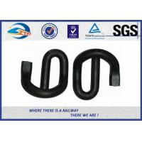 Wholesale ISO Diameter 18mm Black E Elastic Clips Black for Rail Fastening from china suppliers