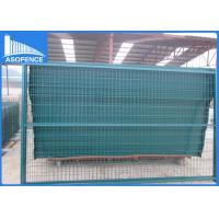 Wholesale Customized Security Temporary Fencing Panels For Home Garden Easy Assemble from china suppliers