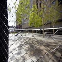 Wholesale flexible and durable  stainless steel cable netting mesh/ rope mesh / cable webnet from china suppliers
