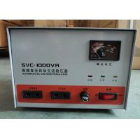 Wholesale 110V / 220V SVC 1 KVA Industrial Voltage Stabilizer AVR Automatic Voltage Regulator from china suppliers