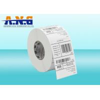 Wholesale Self Adhesive NFC Sticker Tags / Printed Luggage Tags With Synthetic Thermal Paper from china suppliers