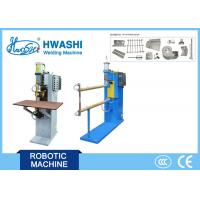 Wholesale Steel Cabinet Spot Welder , Pneumatic AC / DC Spot Welding Machine from china suppliers