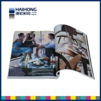 Wholesale Customized bookbinding magazine and small magazine printing service from china suppliers
