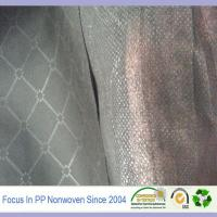 Wholesale Active carbon pp nonwoven fabric for home textile from china suppliers