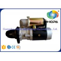 Wholesale 6008137611 Car Engine Starting Motor For Komatsu PC400-6 6D12 , 7.5 KW Power from china suppliers