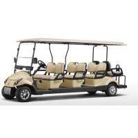 Wholesale Electric Club Car 8 Passenger Golf Cart Street Legal For Hotel / Resorts from china suppliers