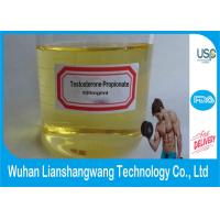 Wholesale Raw Hormone Powders For Weight Loss / Bodybuilding Testosterone Supplements CAS 57-85-2 from china suppliers