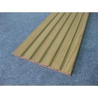 Wholesale UV-Protective PVC Plastic Door Extruion Profiles WPC Wall Plank Environmental from china suppliers