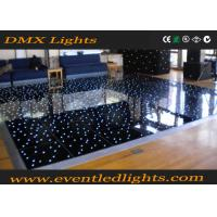 Wholesale Wedding Star Lit LED Dance Floor Wireless Remote Control High Gloss from china suppliers