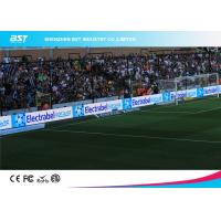 Wholesale Wall Mounted Soccer DIP Stadium Perimeter Led Display / Baseball Field Advertising from china suppliers