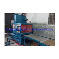 Wholesale Small Velvet Flocking Spray Machine / Snow Flocking Machine For Paper from china suppliers
