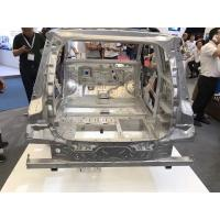Wholesale 6063 T5 Welding Aluminum Parts for Traffic Tools / Automobiles Frame from china suppliers