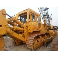 Wholesale Used Japan Bulldozer Used KOMATSU D155 Bulldozer from china suppliers