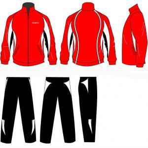 Wholesale Children Basketball Warmups Jacket  /  Pants Tracksuits Sportswear Full Jacket Zip from china suppliers