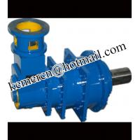 High torque right angle planetary gearbox reduction for Limited angle torque motor