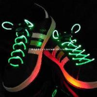 Wholesale LED Flashing Shoelace (XHZ-ELS002) from china suppliers