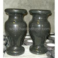 Quality Granite ,marble stone vasesHBV-509-a for sale