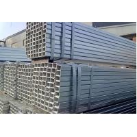Wholesale High Frequency Longitudinal Square Steel Tubing , Rectangular Steel Tubing from china suppliers