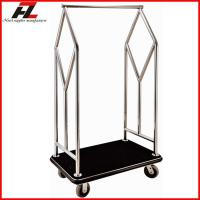 Quality Luxury Imperial Crow Roof Luggage Cart for Sale/Hotel Bellman Luggage Cart for sale