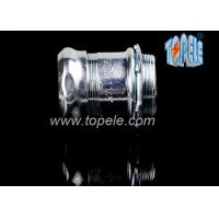 """Wholesale Flexible EMT Conduit And Fittings Steel Compression Joint ISO 1 / 2"""" To 4"""" from china suppliers"""