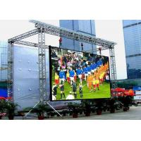 Wholesale Super Thin Lightweight led stage screen rental 3 in1 smd Indoor And Outdoor from china suppliers