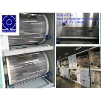 Wholesale 2 Layers Tumbler Dryer With Big Air Blowers and big size 900*1010 from china suppliers