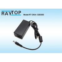 Wholesale OEM Switching Wall Mount AC To DC Power Adapter DC 12V 3A 36w AC100 - 240V from china suppliers