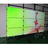 Wholesale 16 / 9 a - Si TFT - LCD samsung video wall tv , thin bezel monitor high contrast from china suppliers