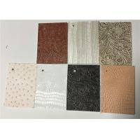 Wholesale Commercial Leather Wall Panels , Pvc Chair Rail For Home Decoration from china suppliers
