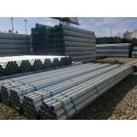 Wholesale Cold Drawn Galvanized Seamless Steel Pipe / Galvanized Steel Tubing from china suppliers