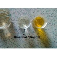 Wholesale Injectable Oral Anabolic Steroids Dianabol 50mg/Ml Without Side Effects from china suppliers