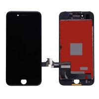 Wholesale LCD Screen Display with Touch Digitizer Panel and Frame for iPhone 7 (4.7 inches) - Black - Grade A+ from china suppliers
