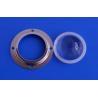 Buy cheap 90 degree 50mm COB lens , LED Optical Lens For Led Flood Light from wholesalers