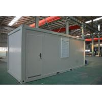 Wholesale Safe 75mm PU Sandwich Panel Prefabricated container house For Public Toilet from china suppliers