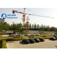 Quality QTZ-80 TC5612 Fixed Topkit Tower Crane Remote Control For Construction Building for sale