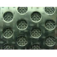 Wholesale 1um Stainless Steel Sintered Mesh / Precision Sintered Mesh Plate For Breather Vents from china suppliers